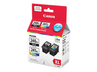 Canon PG 240XL & CL-241XL Ink Value Pack