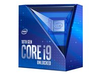 Intel CPU Core i9 I9-10900K 3.7GHz 10-kerne LGA1200