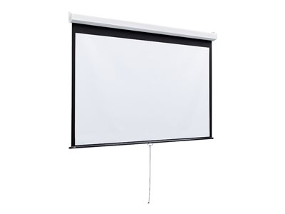 Draper Luma 2 with AutoReturn Projection screen ceiling mountable, wall mountable