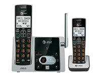 AT&T CL82213 Cordless phone answering system with caller ID/call waiting