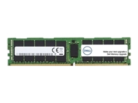 Dell - DDR4 - module - 64 GB - DIMM 288-pin - 2933 MHz / PC4-23400 - 1.2 V - registered - ECC - Upgrade - for PowerEdge C4140; PowerEdge C6420, FC640, M640, R640, R740, R740xd, R840, R940, T640