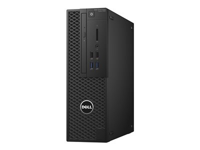 Dell Precision Tower 3420 SFF 1 x Core i5 6500 / 3.2 GHz RAM 8 GB HDD 1 TB DVD-Writer