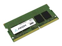 Axiom DDR4 4 GB SO-DIMM 260-pin 2400 MHz / PC4-19200 CL17 1.2 V unbuffered