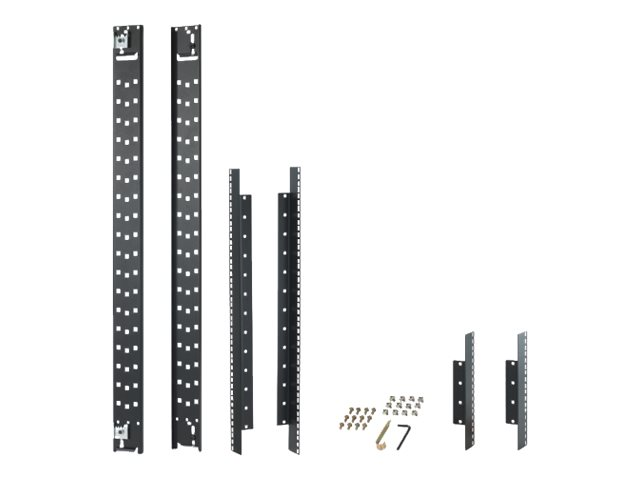 APC rack rail kit - 48U