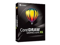 CorelDRAW Graphics Suite X6 - Education Edition - Full Package Product