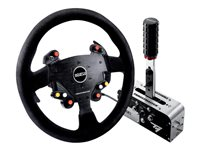 ThrustMaster Rally Race Gear Sparco Mod - Wheel add-on and progressive handbrake set