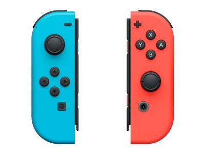 NINTENDO Joy-Con(Right) Rød Blå