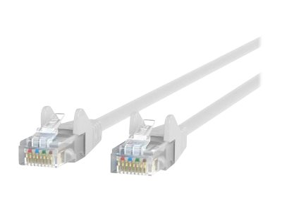 Belkin patch cable - 7.6 m - white - B2B
