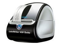 DYMO LabelWriter 450 Turbo Label printer thermal paper Roll (2.44 in) 600 x 300 dpi
