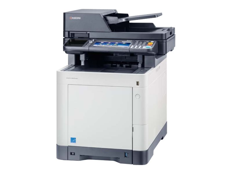 Kyocera ECOSYS M6535cidn - Multifunktionsdrucker - Farbe - Laser - Legal (216 x 356 mm)/A4 (210 x 297 mm) (Original) - A4/Legal (Medien)