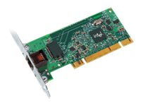 Intel PRO/1000 GT Desktop Adapter - Netzwerkadapter - PCI Low Profile - Gigabit Ethernet