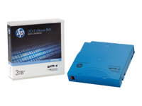 E Ultrium RW Data Cartridge - LTO Ultrium x 1 - 1.5 To - support de stockage