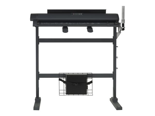 Colortrac M40 - Scanner à rouleau - Rouleau 106,7 cm - 1200 ppp - avec All-in-One PC Display - pour imagePROGRAF iPF670