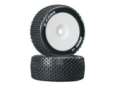 Competition X-CONS - DTXC3660 Mounted C2 Truggy tire