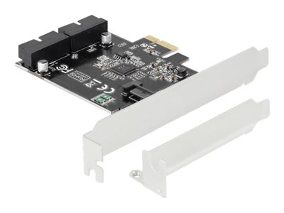 DeLock USB-adapter PCIe 2.0 x1