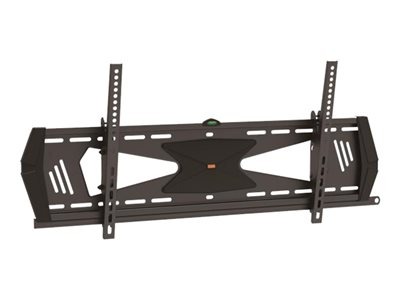 StarTech.com Low Profile TV Wall Mount Tilting Anti Theft