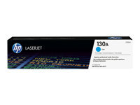 HP 130A - Cyan - original - LaserJet - toner cartridge ( CF351A ) - for Colour LaserJet Pro MFP M176n, MFP M177fw