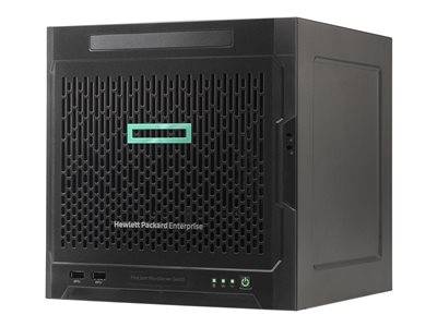 HPE ProLiant MicroServer Gen10 Performance X3418 8GB 0GB