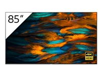 Sony FW-85BZ40H 85INCH Diagonal Class (84.6INCH viewable) BRAVIA Professional Displays LED display