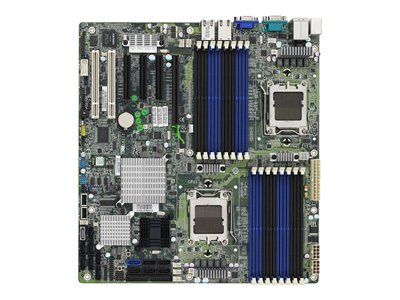 Tyan S8212GM3NR Motherboard extended ATX Socket F 2 CPUs supported AMD SR5690/SP5100