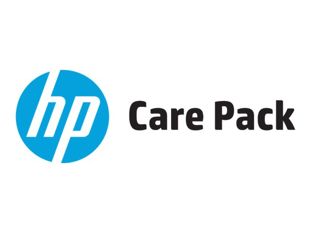 Electronic HP Care Pack Pick-Up and Return Service - Serviceerweiterung - Arbeitszeit und Ersatzteile (für nur CPU) - 4 Jahre - Pick-Up & Return - 9x5