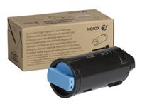 Xerox VersaLink C500 - Extra High Capacity - cyan - original - toner cartridge - for VersaLink C500, C505
