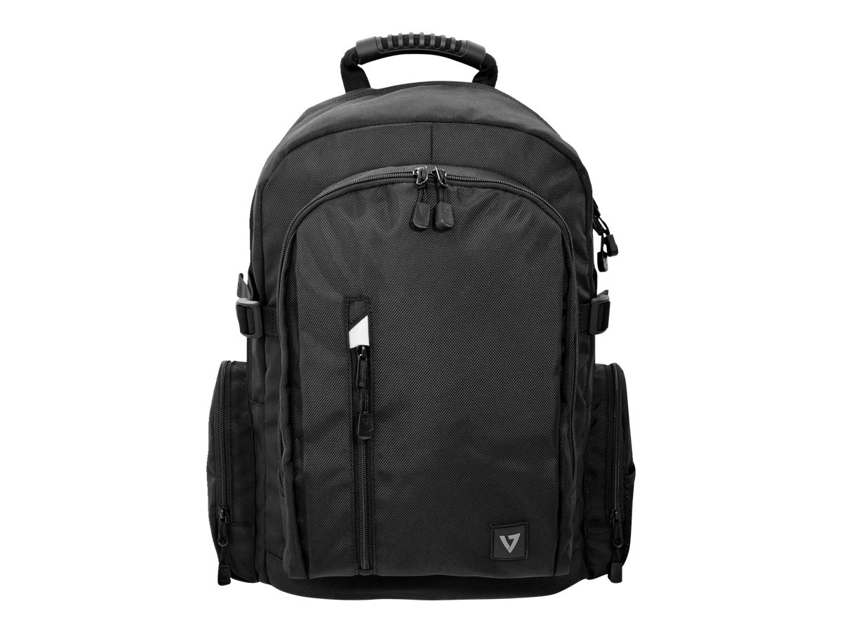 V7 Elite - Notebook-Rucksack - 43.9 cm (17.3