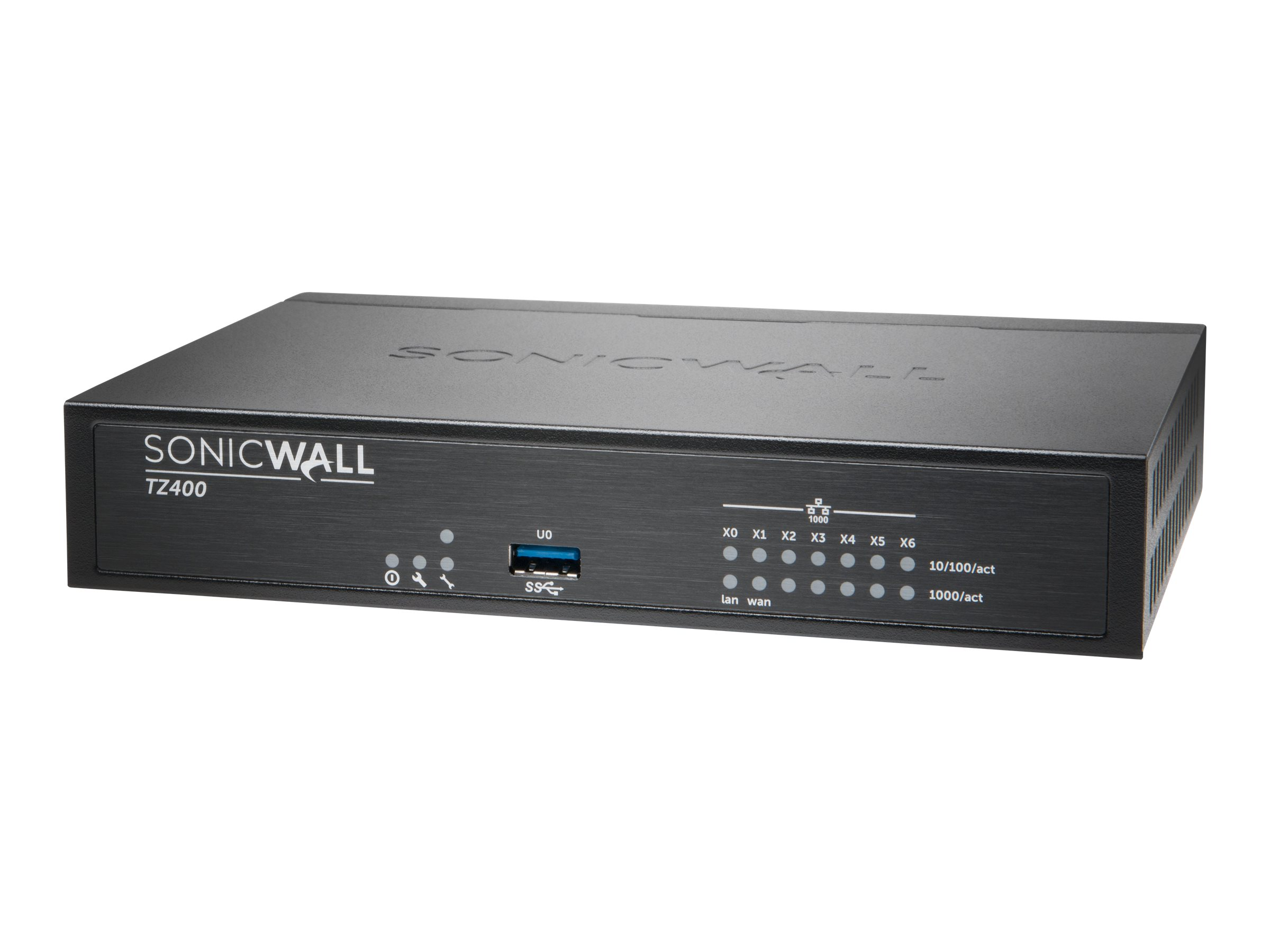 SonicWall TZ400 - Advanced Edition - security appliance - Secure Upgrade Plus