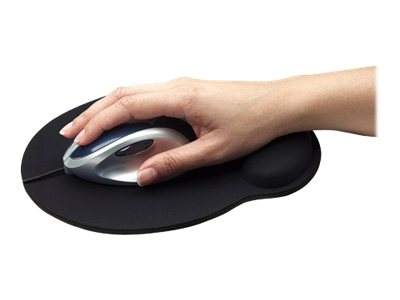 Wrist-Rest Mouse Pad