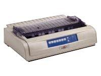 OKI Microline 491 Printer B/W dot-matrix  360 dpi 24 pin up to 475 char/sec