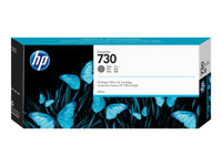 HP 730 300 ml High Capacity gray original DesignJet ink cartridge