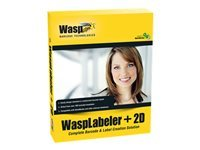 WaspLabeler +2D - Box pack - 1 user - Win