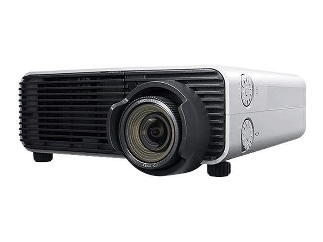 Canon REALiS WUX500ST D - LCOS projector - short-throw