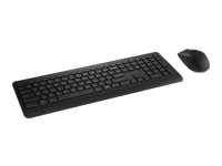Microsoft Wireless Desktop 900 - Keyboard and mouse set - wireless - 2.4 GHz - UK layout