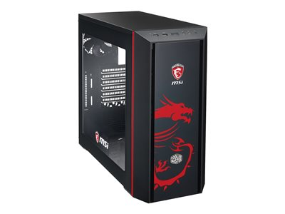 MasterBox 5 - MSI Edition - tour - ATX