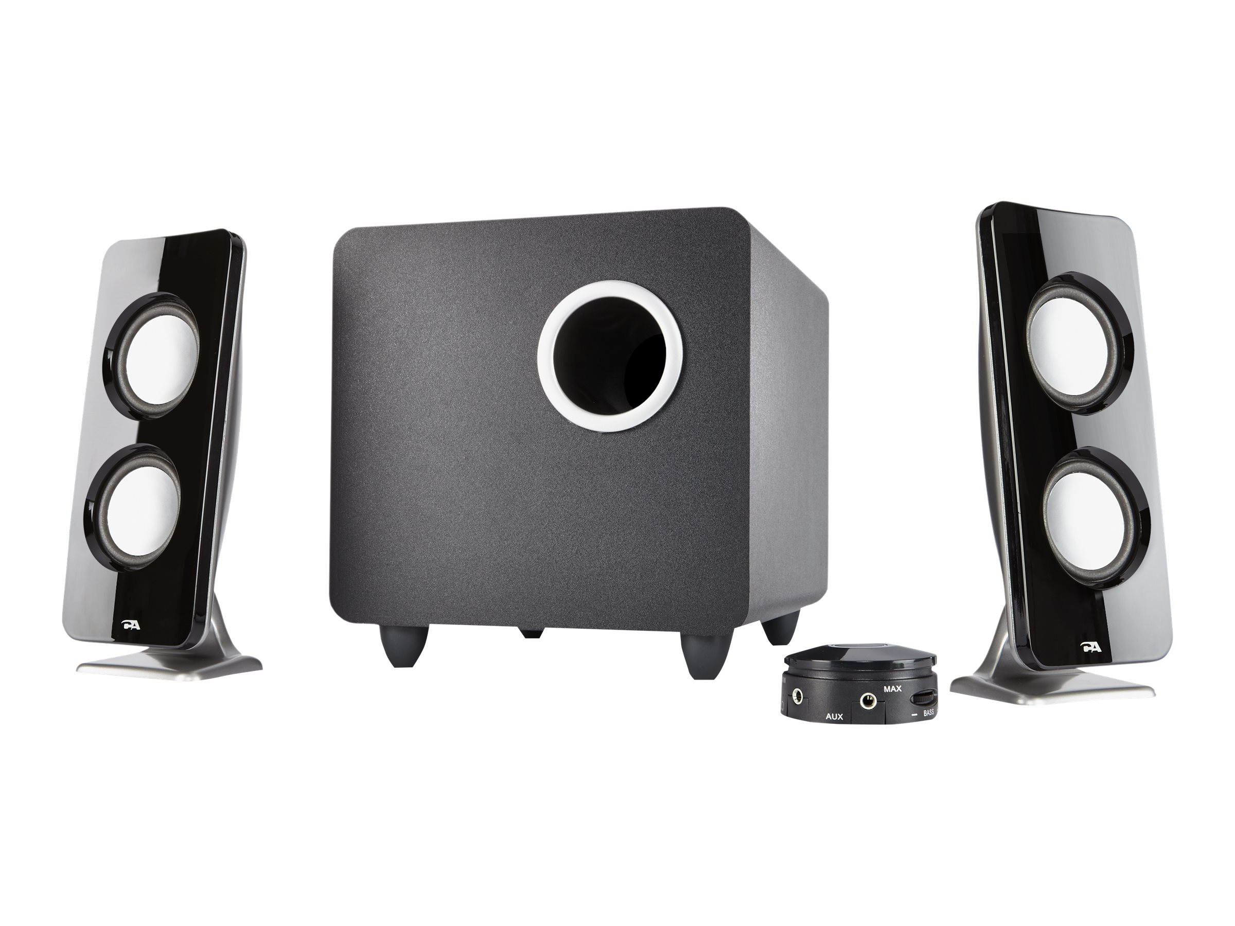 Cyber Acoustics CURVE Series CA-3610 Immersion - speaker sys