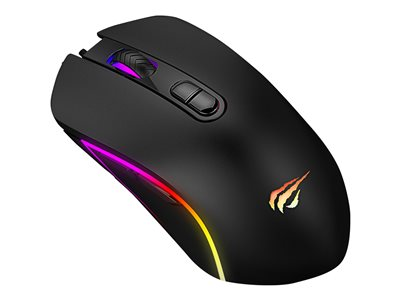 Havit RGB Gaming Mouse - 3200 dpi