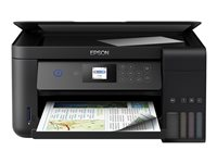 Epson EcoTank ET-2750 A4, Duplex, 5760 x 1440DPI, CIS scan, 1200 x 2400DPI, USB, Wi-Fi, LCD, 375 x 347 x 187mm, 5.5kg ** End-User Free 3 Years Extended Printer Warranty Worth £250 redeemable valid between 1st July 2019 until 31st December 2019 via www.epson.co.uk/printerwarranty or www.epson.ie/printerwarranty. Claims must be submitted within 30 days of purchasing the produc product **