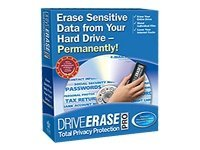 Drive Erase Pro Box pack 1 user CD Win