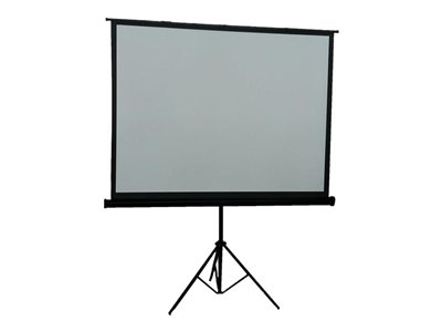 Inland Portable Projection Screen Projection screen 84INCH (83.9 in) 4:3 Matte White b