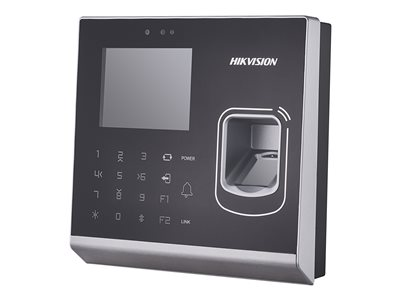 Hikvision DS-K1T201MF-C Access control terminal with fingerprint reader and camera  image