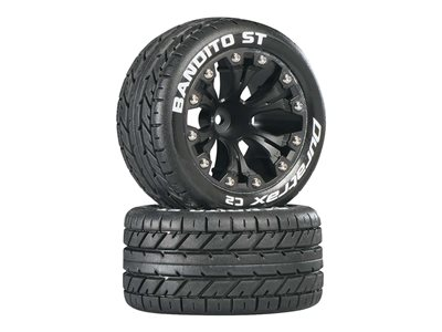- 2.8 Stadium Truck Bandito ST wheel with tire