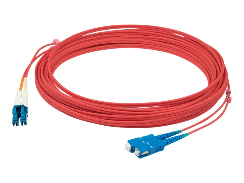 AddOn patch cable - 2 m - red