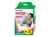 Fujifilm Instax Mini - Colour instant film