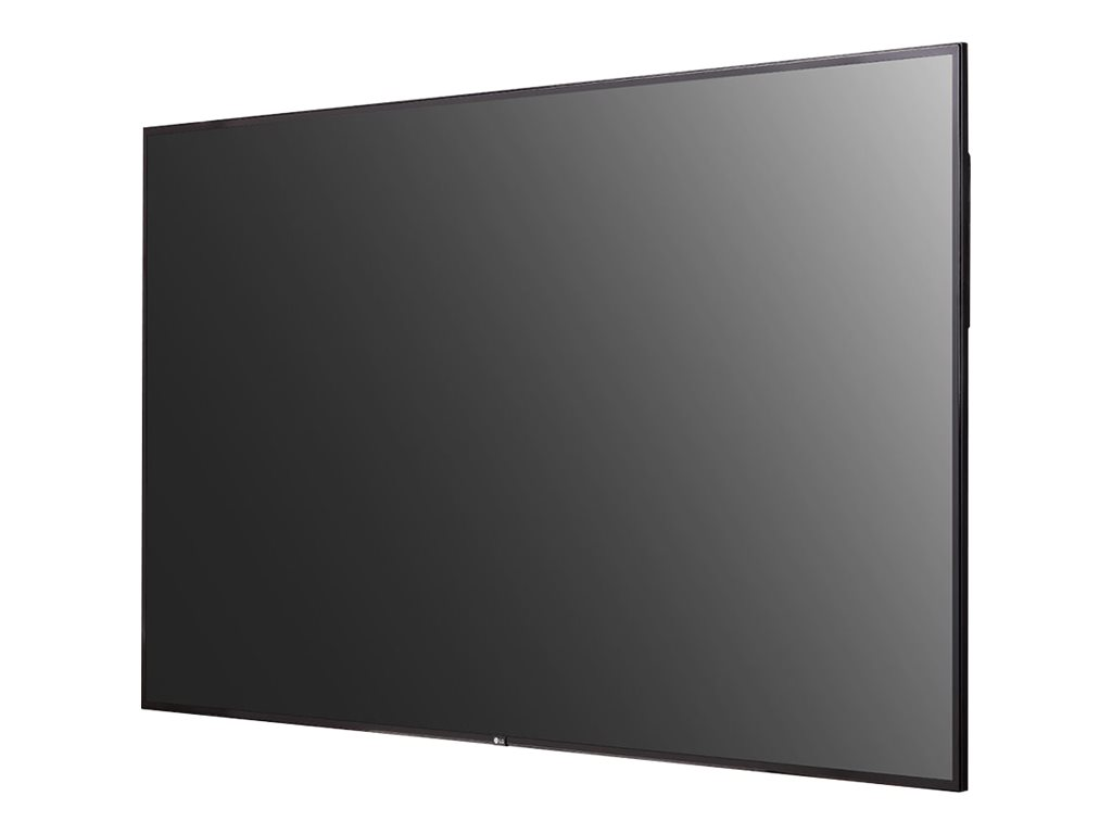 "LG 86UM3E-B - 86"" Class UM3E Series LED display - digital signage - webOS - 4K UHD (2160p) 3840 x 2160"