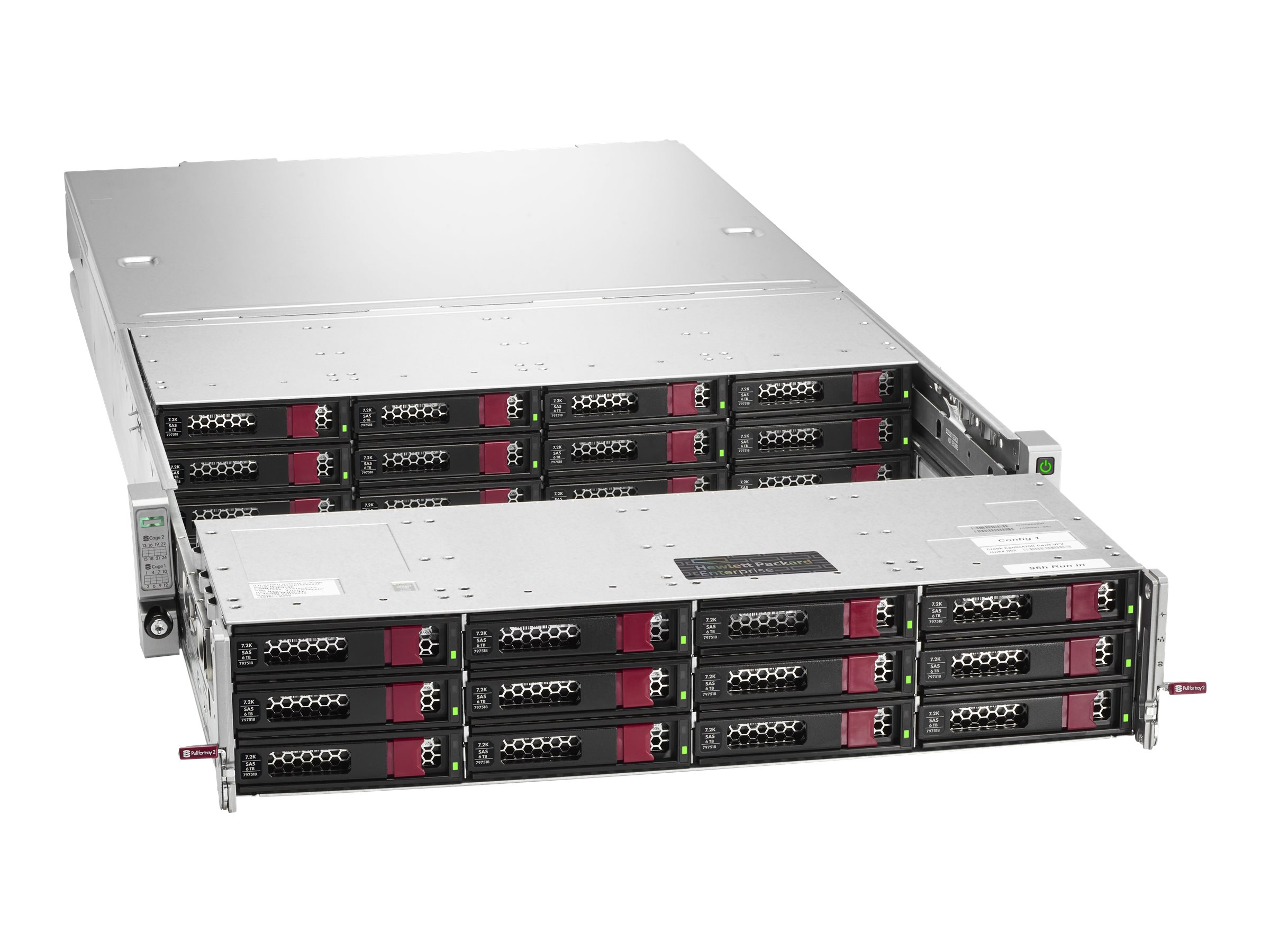 HPE Apollo 4200 Gen10 336TB Archive Node with 25Gb NIC for Qumulo - rack-mountable - Xeon Silver 4210R 2.4 GHz - 128 GB…