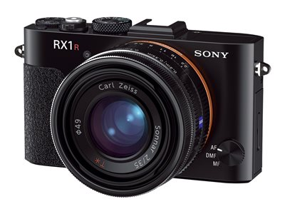 Sony Cyber-shot DSC-RX1R Digital camera compact 24.3 MP Full Frame Carl Zeiss bla