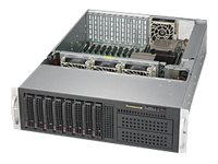 Supermicro SuperServer 6038R-TXR - rack-mountable - no CPU - 0 GB