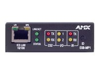 AMX ICSLan EXB-MP1 Remote control device 100Mb LAN, RS-232 1U