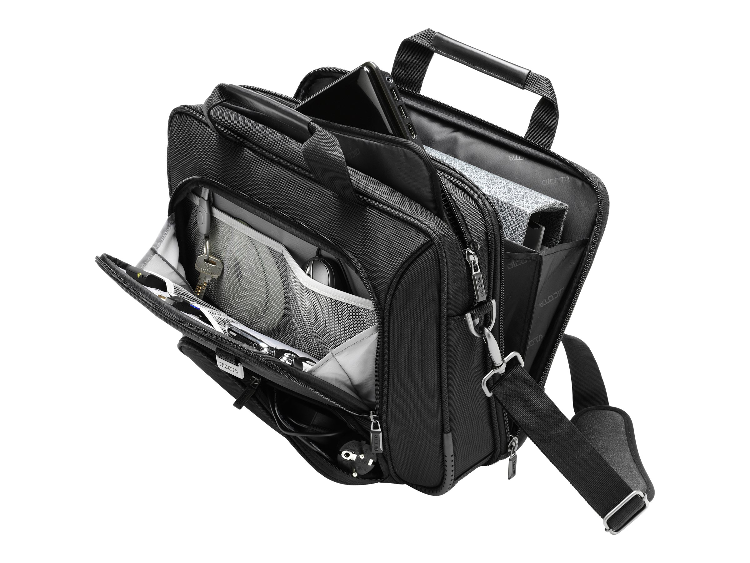 Dicota TopTraveler Slight - Notebook-Tasche - 31.8 cm (12.5